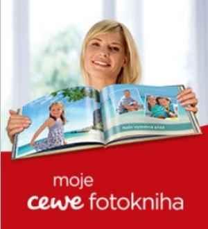 CEWE Fotokniha - dárek k předplatnému časopisu Foto Video