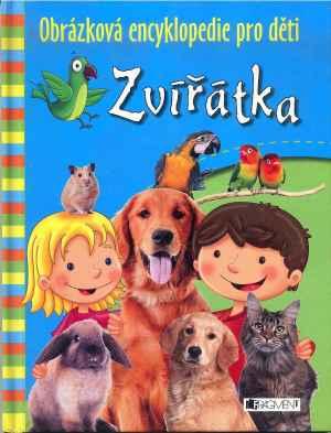 Encyklopedie Zvířátka - dárek k předplatnému časopisu Báječná školka