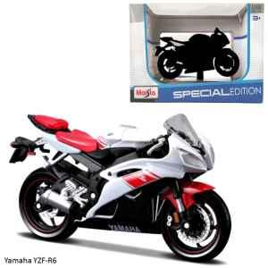 Model Yamaha YZF-R6 - dárek k předplatnému časopisu Motocykl