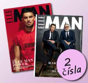 EL18MAN_1 (179,-/2 čísla) - dárek k předplatnému časopisu Elle speciál