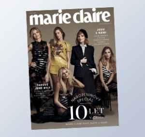 MC1805_12 (719,-/12 čísel) - dárek k předplatnému časopisu Marie Claire