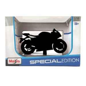 Model Suzuki GSX R750 - dárek k předplatnému časopisu Motocykl