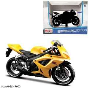 Model Suzuki GSX R600 - dárek k předplatnému časopisu Motocykl
