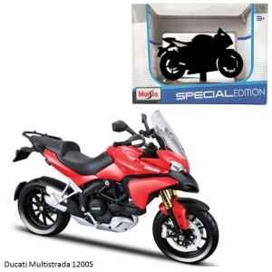Model Ducati Multistrada 1200S - dárek k předplatnému časopisu Motocykl