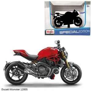 Model Ducati Monster 1200S - dárek k předplatnému časopisu Motocykl