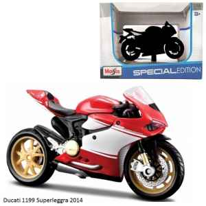 Ducati 1199 Superleggra 2014 - dárek k předplatnému časopisu Motocykl