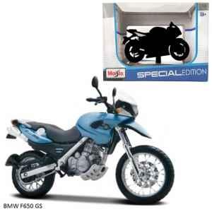 Model BMW F650 GS - dárek k předplatnému časopisu Motocykl