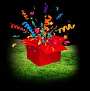 Balíček s překvapením - dárek k předplatnému časopisu Pastelka