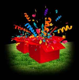 Dva balíčky s překvapením - dárek k předplatnému časopisu Pastelka