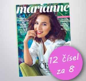 MR1806_12 (559,-/12 čísel) - dárek k předplatnému časopisu Marianne