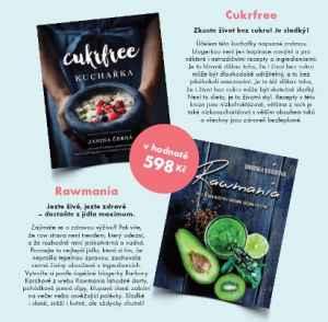 DIET 0618 - Knihy - dárek k předplatnému časopisu Dieta