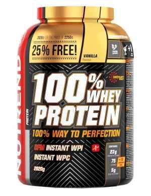 Nutrend Whey Protein - dárek k předplatnému časopisu TopGear