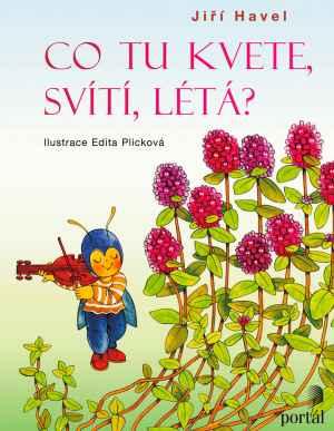 Kniha Co tu kvete, svítí, létá - dárek k předplatnému časopisu Informatorium 3-8