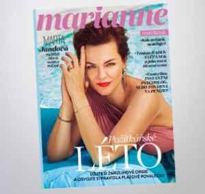 MR1807_12 (559,-/12 čísel) - dárek k předplatnému časopisu Marianne
