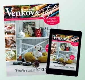 MV18Dig_N (659,-/10 čísel) - dárek k předplatnému časopisu Marianne Venkov & styl