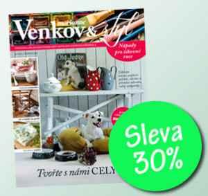 MV18ST_N (559,-/10 čísel) - dárek k předplatnému časopisu Marianne Venkov & styl