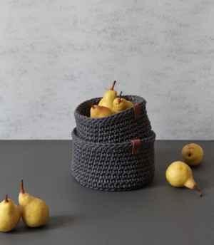 Handmade Baskets - dárek k předplatnému časopisu SOFFA in English