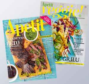 AP18VR_V (469,-/ 2 tituly) - dárek k předplatnému časopisu Apetit