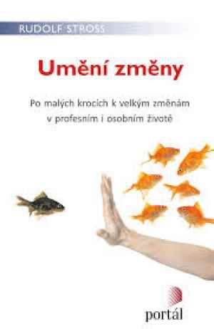 Kniha Umění změny - dárek k předplatnému časopisu Psychologie dnes