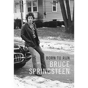 Bruce Springsteen - dárek k předplatnému časopisu XANTYPA