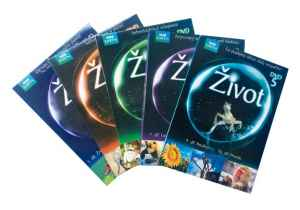 LAZ 0718 - 5x DVD - dárek k předplatnému časopisu Lidé a Země
