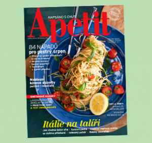 AP1808_12 (479,-/12 čísel) - dárek k předplatnému časopisu Apetit