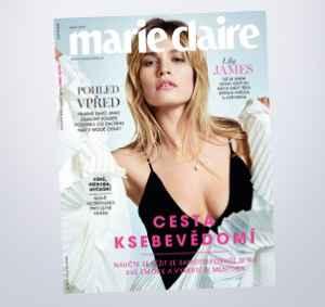 MC1808_12 (719,-/12 čísel) - dárek k předplatnému časopisu Marie Claire