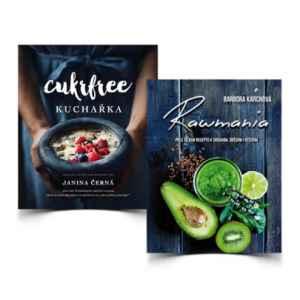 FOOD 0818 - Knihy - dárek k předplatnému časopisu F.O.O.D.