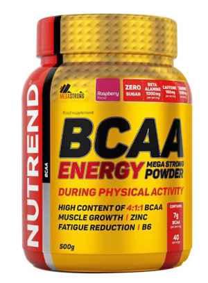 Nutrend BCAA Energy - dárek k předplatnému časopisu TopGear