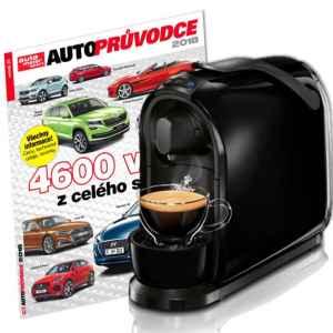 Kávovar Pure + Autoprůvodce - dárek k předplatnému časopisu Auto7