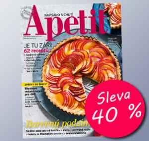 AP18DM (431,-/12 čísel) - dárek k předplatnému časopisu Apetit