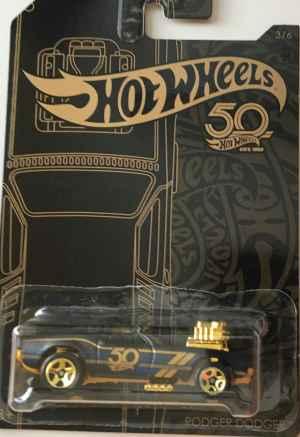 Auto Hot Wheels Rodger Dodger - dárek k předplatnému časopisu Hot Wheels
