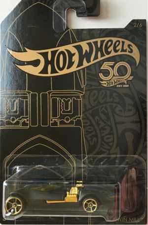 Auto Hot Wheels TWIN MILL - dárek k předplatnému časopisu Hot Wheels