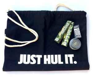 Balíček Just hul it! - dárek k předplatnému časopisu Legalizace