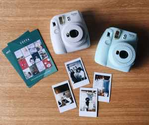 Instax Mini 9 - dárek k předplatnému časopisu SOFFA in English