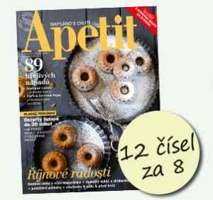 AP1810_12 (479,-/12 čísel) - dárek k předplatnému časopisu Apetit