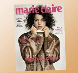 MC1810_12 (719,-/12 čísel) - dárek k předplatnému časopisu Marie Claire