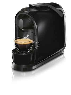 Kávovar Tchibo - černý - dárek k předplatnému časopisu ESQUIRE