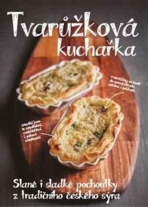 Tvarůžková kuchařka - dárek k předplatnému časopisu Retro