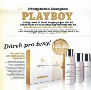 Essenté set - dárek k předplatnému časopisu Playboy