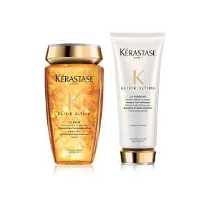 Kérastase - vlasová kosmetika - dárek k předplatnému časopisu Harper´s Bazaar