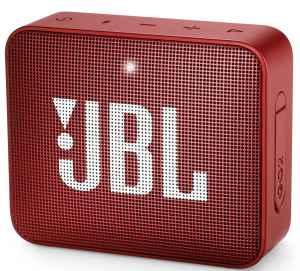Reproduktor JBL GO2 červený - dárek k předplatnému časopisu Stereo & Video