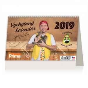 Vychytaný kalendář 2019 - dárek k předplatnému časopisu Prima vychytávky