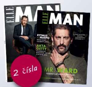 EL18MAN_2 (199,-/2 čísla) - dárek k předplatnému časopisu Elle speciál