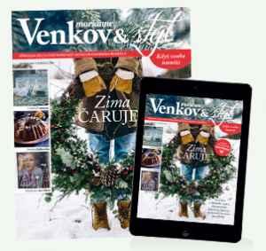MV1809Dig (509,-/10 čísel) - dárek k předplatnému časopisu Marianne Venkov & styl