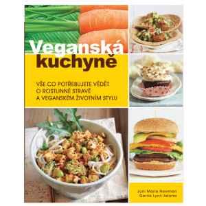Veganská kuchyně - dárek k předplatnému časopisu Sféra