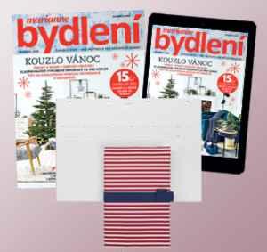 BD18DIGB (709,-/11 čísel) - dárek k předplatnému časopisu Marianne Bydlení
