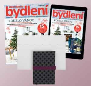 BD18DIGA (709,-/11 čísel) - dárek k předplatnému časopisu Marianne Bydlení