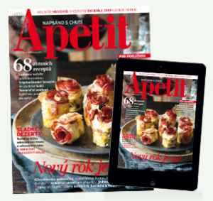 AP1812Dig (459,-/12 čísel) - dárek k předplatnému časopisu Apetit
