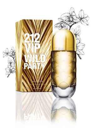 212 VIP Wild Party - dárek k předplatnému časopisu Žena a život